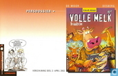 Comics - Volle melk - De naakte koe