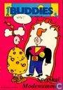 Comic Books - Buddies (tijdschrift) - Nummer  8