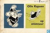 Comics - Kalle Knubbel - Olle Kapoen op avontuur