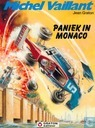Strips - Michel Vaillant - Paniek in Monaco