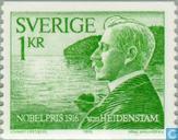 Lauréat du prix Nobel 1,916