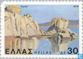Postage Stamps - Greece - Landscapes