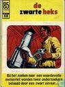 Comic Books - Zwarte heks, De [Classics] - De zwarte heks