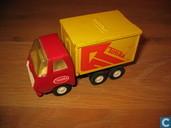 Model cars - Tonka - Tiny Tonka truck