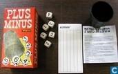 Board games - Plus Minus - Plus Minus