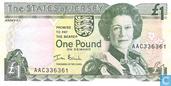 Jersey 1 Pound