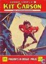Comic Books - Kit Carson - Het vredesgeschenk