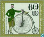 Postzegels - Duitsland, Bondsrepubliek [DEU] - Fietsen
