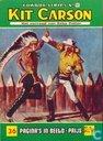 Comic Books - Kit Carson - Het verraad van Zeke Potter