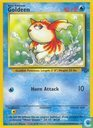 Trading cards - English 1999-06-16) Jungle (Unlimited) - Goldeen