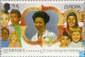 Timbres-poste - Guernesey - Europe – Femmes célèbres