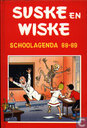 Comic Books - Willy and Wanda - Schoolagenda 88-89