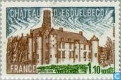 Postage Stamps - France [FRA] - Castle of Esquelbecq