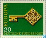 Postage Stamps - Germany, Federal Republic [DEU] - Europe – Key