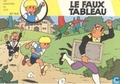 Comic Books - Jeremy and Frankie - Le faux tableau