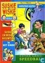 Bandes dessinées - Bibul - Suske en Wiske weekblad 37