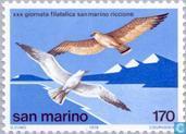 Timbres-poste - Saint-Marin - Journée du timbre