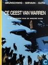 Bandes dessinées - Esprit de Warren, L' - De legende van de nieuwe man