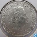 Monnaies - Pays-Bas - Pays Bas 1 gulden 1966