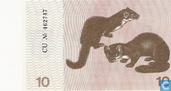 Banknotes - Lietuvos Bankas - Lithuania 10 Talonas