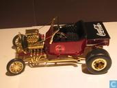 Modelauto's  - Johnny Lightning - Ford T-Bucket 'Coca Cola'