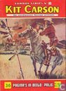 Comic Books - Kit Carson - De verdwenen Navajo Prinses