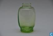 Verre / Cristal - Kristalunie - Odin Vaas vert-chine