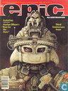 Comics - Epic Illustrated (Illustrierte) (Engels) - Nummer 11