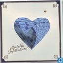 Cartes postales - cartes 3D - Iris vouwen