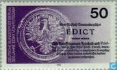Postage Stamps - Berlin - 1685 Edict of Potsdam