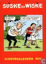 Strips - Suske en Wiske - Scheurkalender 1996