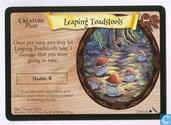 Trading cards - Harry Potter 5) Chamber of Secrets - Leaping Toadstools