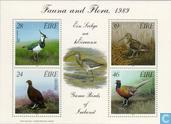 Postzegels - Ierland - Wilde vogels