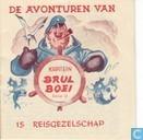 Bandes dessinées - Kapitein Brul Boei - Reisgezelschap