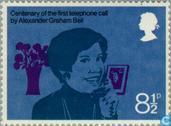 Postzegels - Groot-Brittannië [GBR] - Telefonie Eeuwfeest