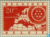 Timbres-poste - Belgique [BEL] - Le Rotary International