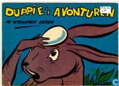 Comic Books - Duppie's avonturen - De verdwenen eieren