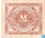 Bankbiljetten - Allied Military Currency - Duitsland 1 Mark 1944