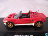 Voitures miniatures - Onbekend - Lotus Elise 49