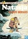 Comic Books - Natasja - De brute broekjes