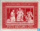 Postzegels - Vaticaanstad - Nicolaas van Cusa