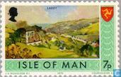 Postage Stamps - Man - Laxey