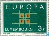 Postage Stamps - Luxembourg - Europe – C.E.P.T.