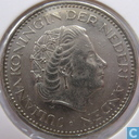 Coins - the Netherlands - Netherlands 1 gulden 1975