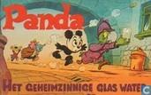 Strips - Panda - Het geheimzinnige glas water