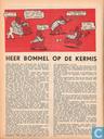 Strips - Bommel en Tom Poes - Heer Bommel op de kermis