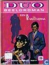 Comic Books - Duo Beeldroman (tijdschrift) - Een kus van Carina