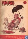 Comic Books - Bas en van der Pluim - 1947/48 nummer 36