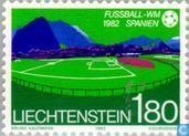 Briefmarken - Liechtenstein - WM