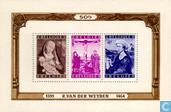 Postage Stamps - Belgium [BEL] - Paintings Van der Weyden